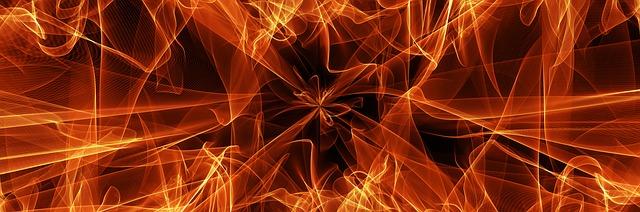 炎のイメージ画